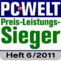PC Welt Testsieger